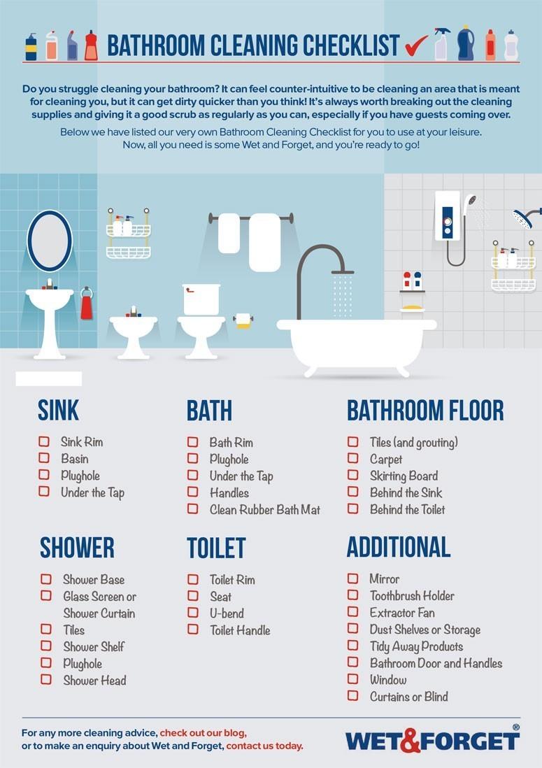 bathroom-cleaning-checklist